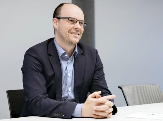 Ivan Büchi über Banking der Zukunft
