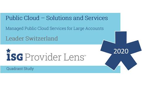 ISG Provider Lens Badge