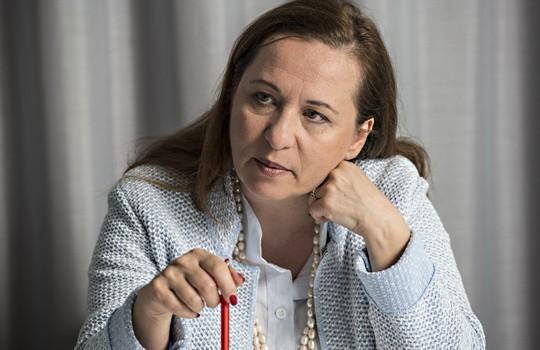 Prof. Dr. Stella Gatziu Grivas, Institut d'informatique de gestion de la FHNW