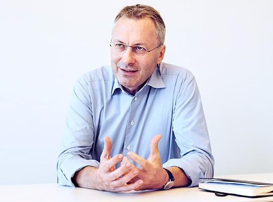 Marcel Walker, Head of Network & Cloud, Swisscom