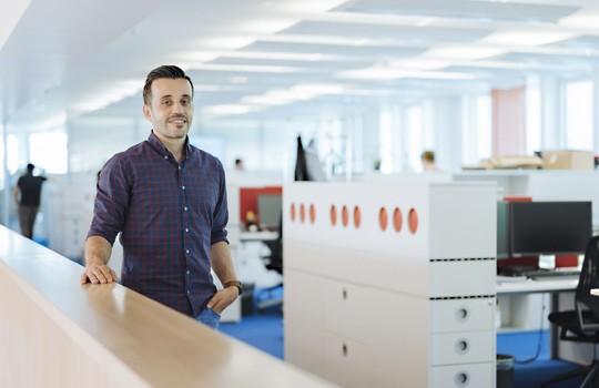Marcos Perez, System Engineer und Verantwortlicher für Netzwerk und Security bei Würth ITensis