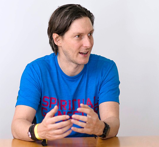Glenn Gore, Chief Solutions Architect von Amazon Web Services