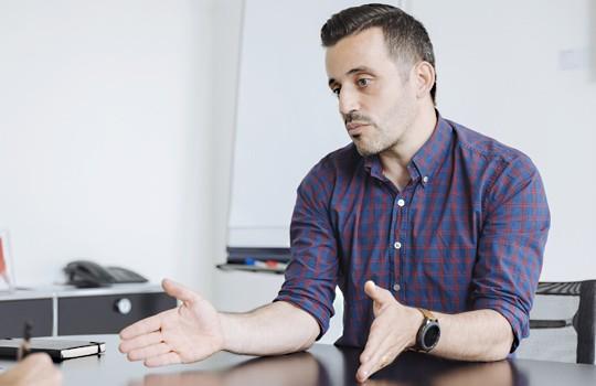 Marco Perez erzählt von den Vorteilen, die SDN und Enterprise Connect bieten