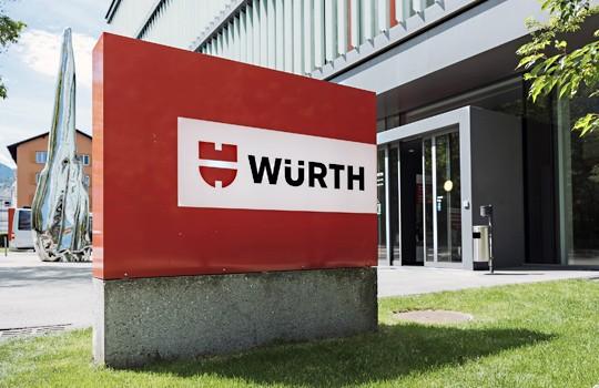 Unternehmenssitz der Würth Gruppe