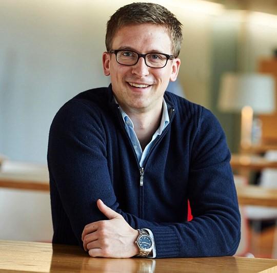 Jaap Vossen, Head of IoT bei Swisscom
