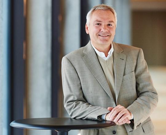 Thomas Winkler, Product Manager IoT bei Swisscom