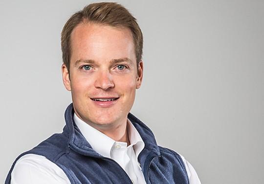 Justin D'Atri, Partnership Coordinator bei Innet AG
