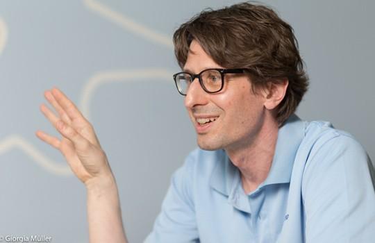 Michael Andor betreut in der Ärztegesellschaft Zürich das Dossier eHealth