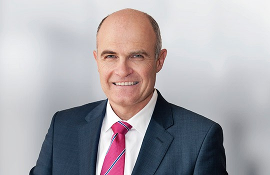 Prof. Dr. med. Gregor Zünd, CEO e presidente della direzione dell'Ospedale universitario di Zurigo