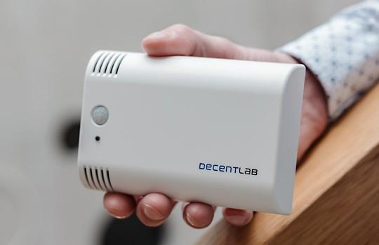IoT-basiertes Messgerät erfasst Klimadaten