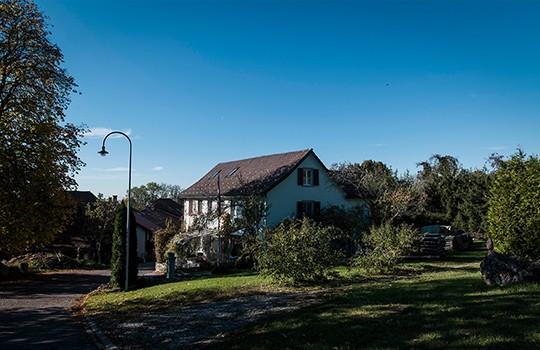 Le premier capteur d'humidité du sol et tous les développements ultérieurs ont vu le jour dans cette ancienne école.