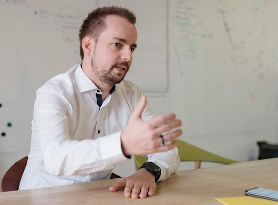 Julian Dömer im Interview