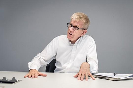Johannes Höhener im Interview