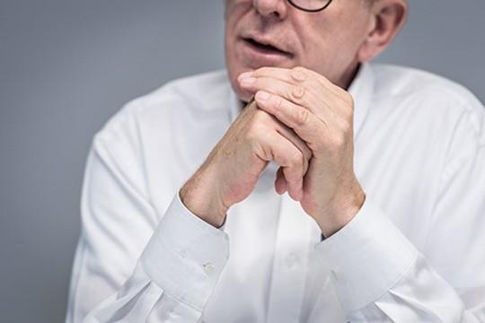 Johannes Höhener über Fintech