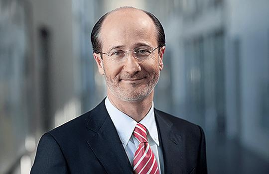 Hans Werner, Chief Personnel Officer bei Swisscom