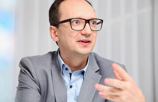 Sascha Gysel im Interview
