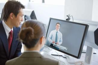blog webcam business