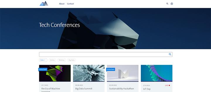 Event Community Portal