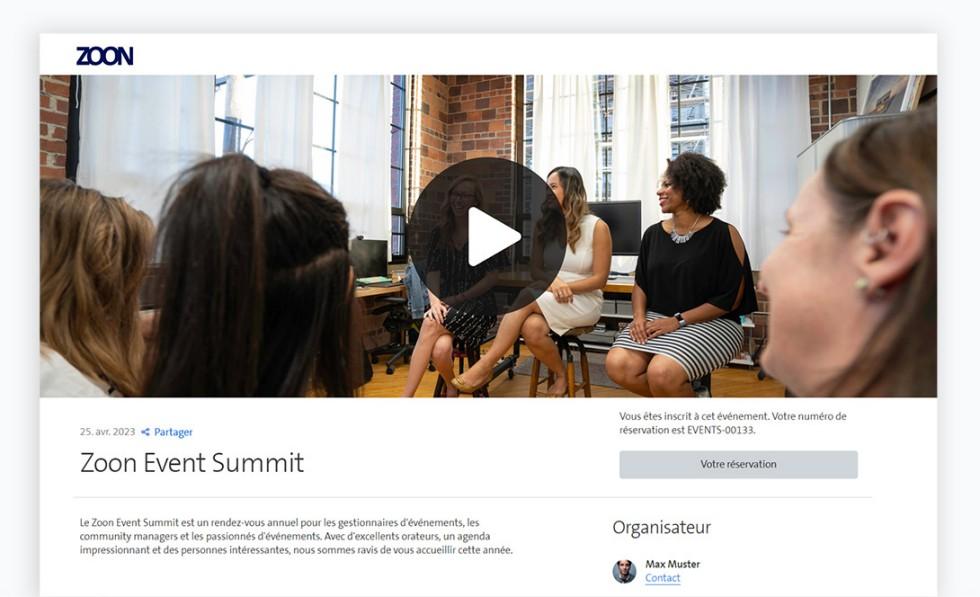 Live Streaming für virtuelle & hybride Events