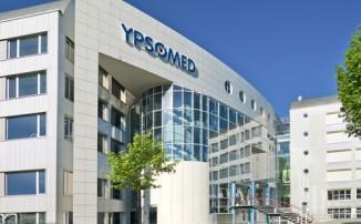 Gebäude von Ypsomed