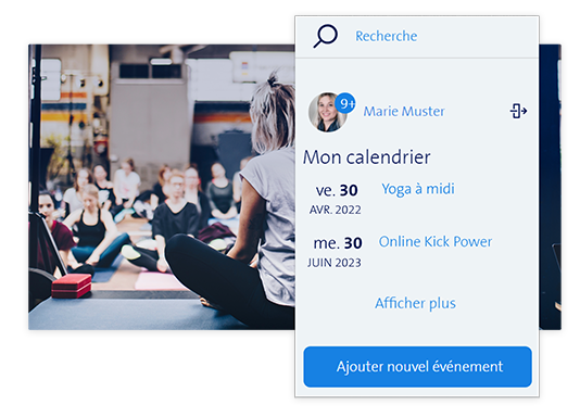 Flexible Events und Angebote erstellen