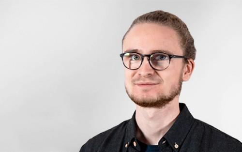 Andrin Dobler, UX and Interaction Designer, Mann, Profilfoto