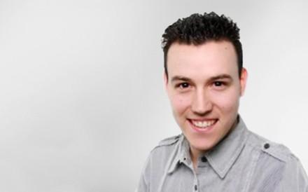 Fabian Rechsteiner, Warehouse Technician, Mann, Profilfoto