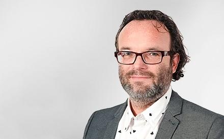 Frank Schefter, Senior Consultant & Specialist Sales, Mann, Profilfoto