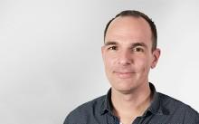 Joffrey Haring, Senior Consultant & Video Solutions Architect, Mann, Profilfoto