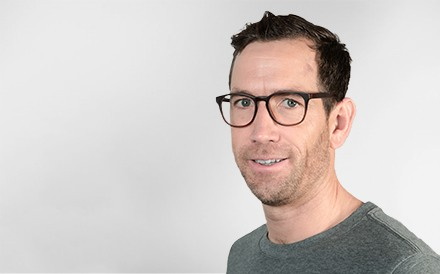 Markus Annen, ICT Network Engineer, Mann, Profilfoto
