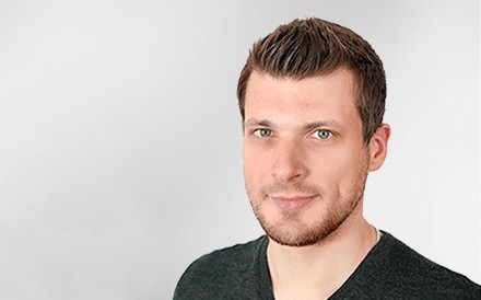 Phillip Tebbel, Project Manager, Mann, Profilfoto