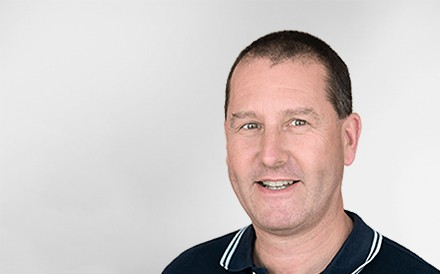 Roger Fügli, Senior Project Manager International, Mann, Profilfoto