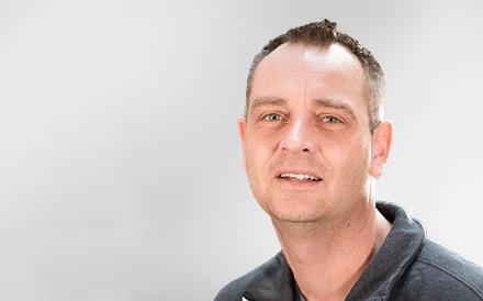 Stefan Bürki, Head of Event-Warehouse & Operations, Mann, Profilfoto