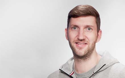 Florian Bernhard, Product Manager & Business Developer, Mann, Profilfoto