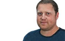 Roger von Wyl, LED Technician, Mann, Profilfoto