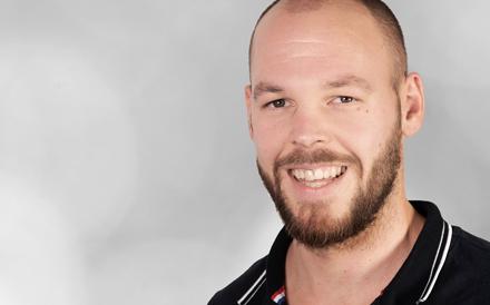 Valentin Mathei, Software Developer, Mann, Profilfoto