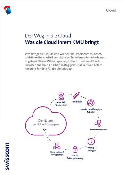 Weg in die Cloud: Vorschaubild