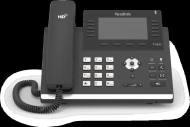 Swisscom HD-Phone Yealink T45G (Festnetztelefon)