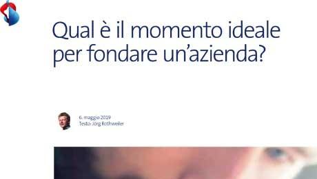PDF zum Thema Zeitpunkt der Firmengründung