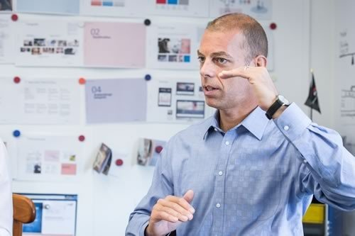 Thomas Robinson, Head of User Trends und Insight