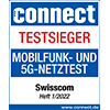 Award Connect Testsieger 2021