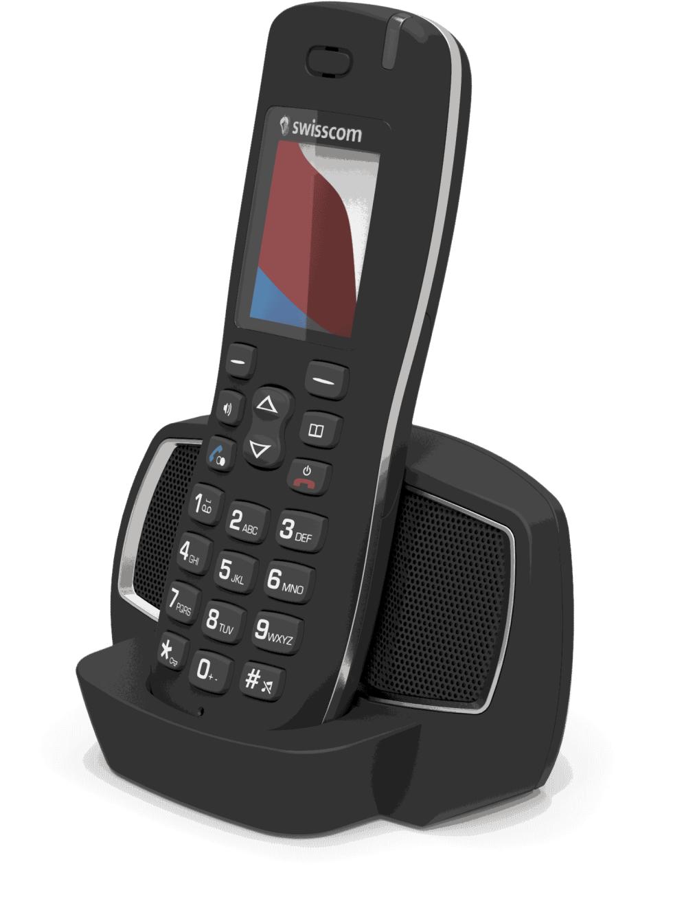 Swisscom HD-Phone Ascona (Festnetztelefon) - Firmware Aktualisierung