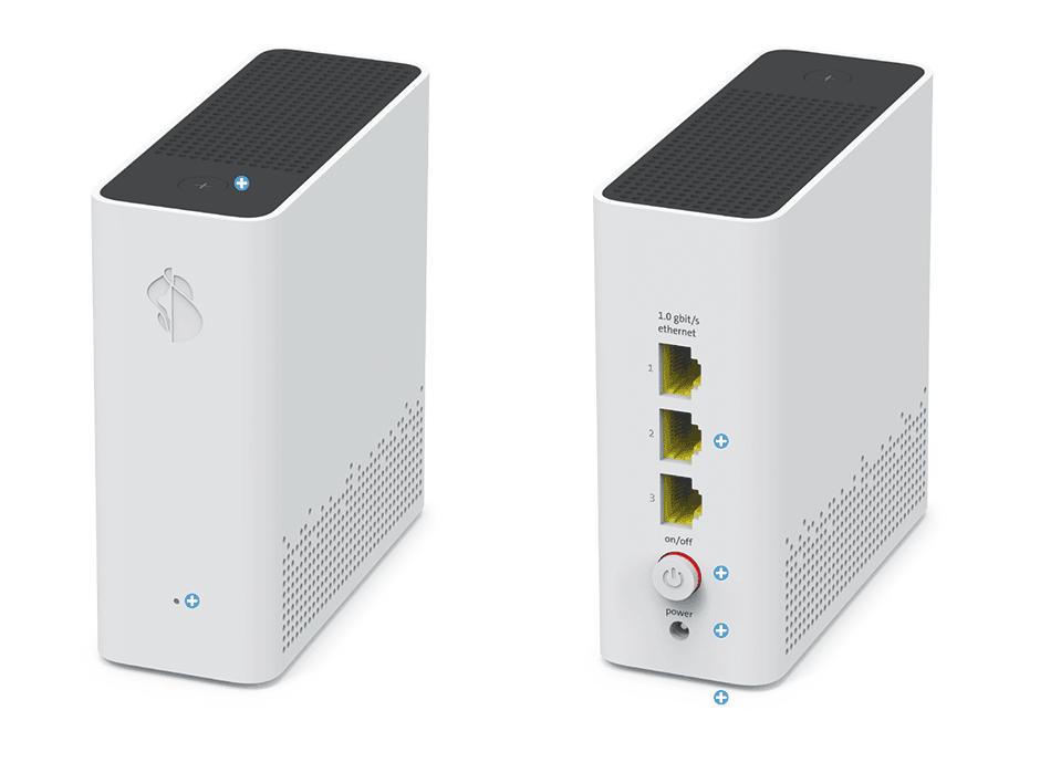 Swisscom WLAN-Box 2