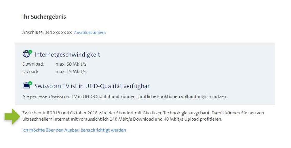 Swisscom Checker