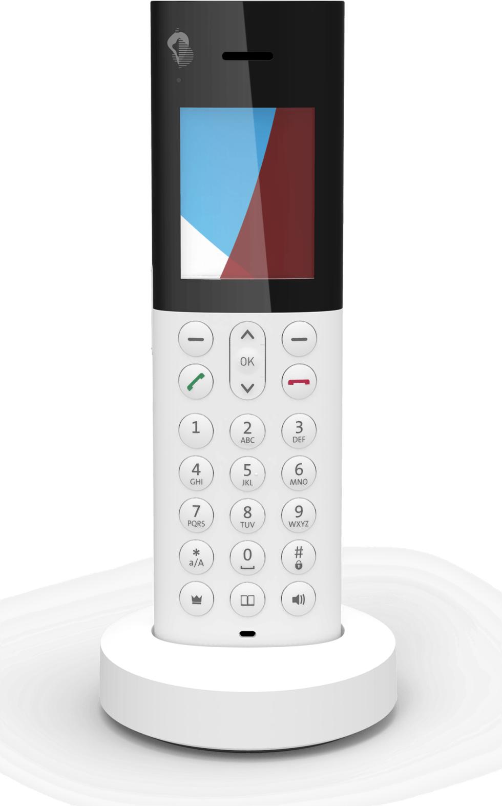 Swisscom HD-Phone Zermatt (Festnetztelefon)