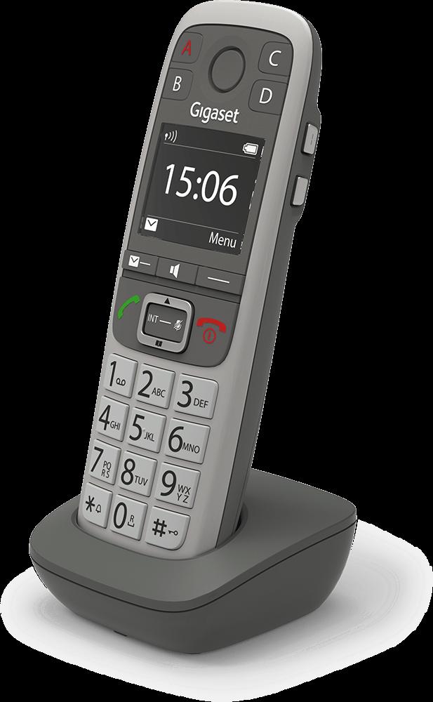 Swisscom HD-Phone Gigaset E560HX (Festnetztelefon) - Firmware Aktualisierung