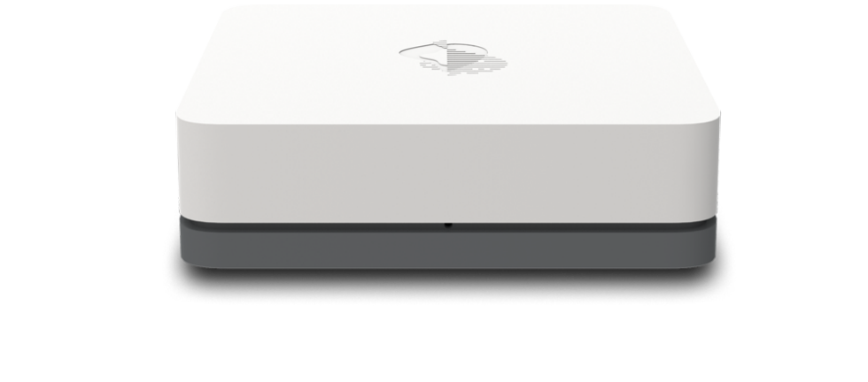 Swisscom TV Box (UHD) - Vorderseite