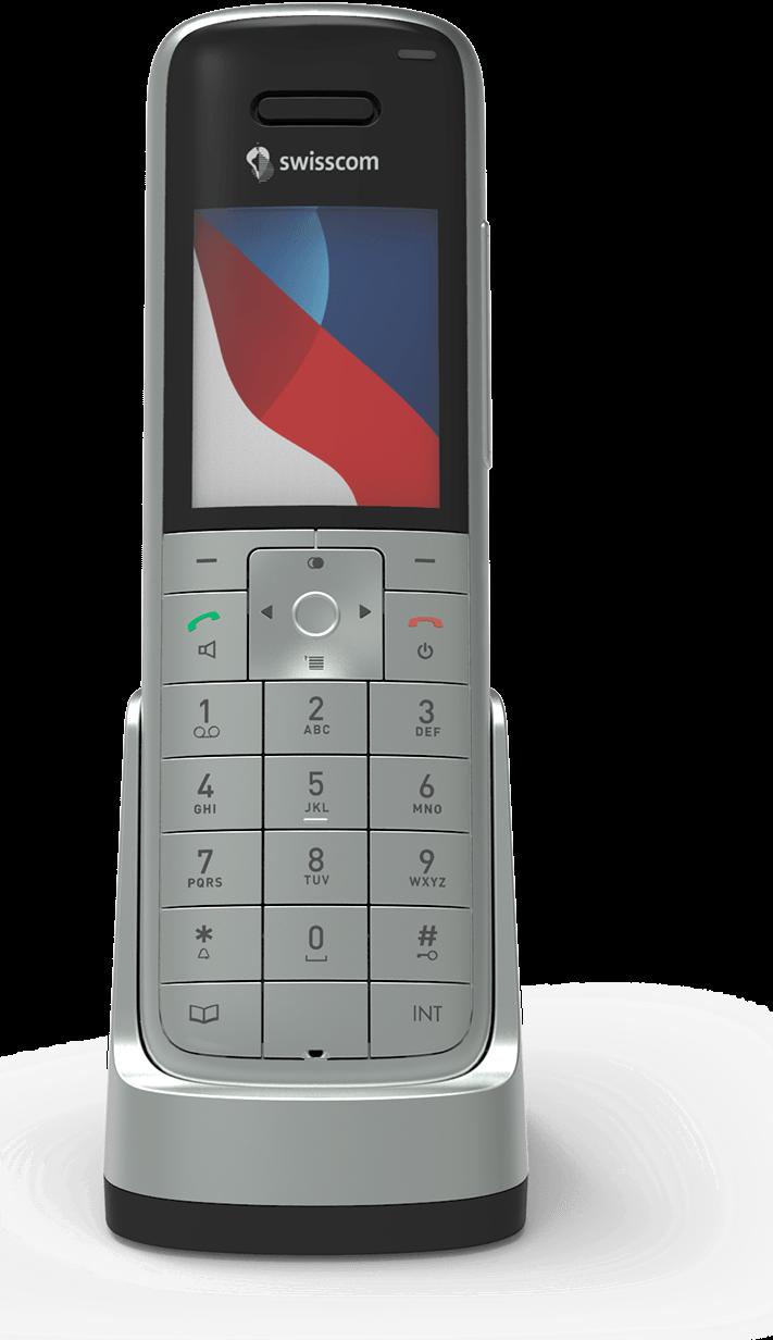 Swisscom HD-Phone Nyon (Festnetztelefon) - Firmware Aktualisierung