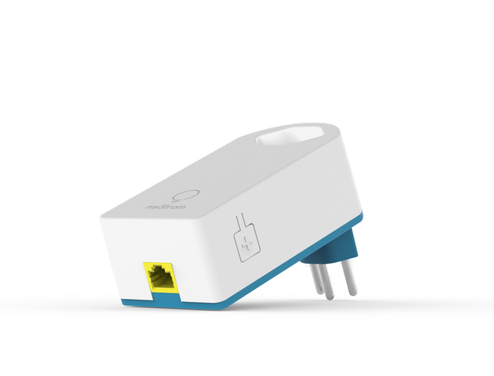 Swisscom Powerline 2000 Connection Kit - WLAN Steckdose