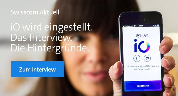 Swisscom Io App Gratis Telefonieren Und Sms Senden